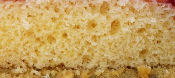 Teig Mug Cake Käsekuchen