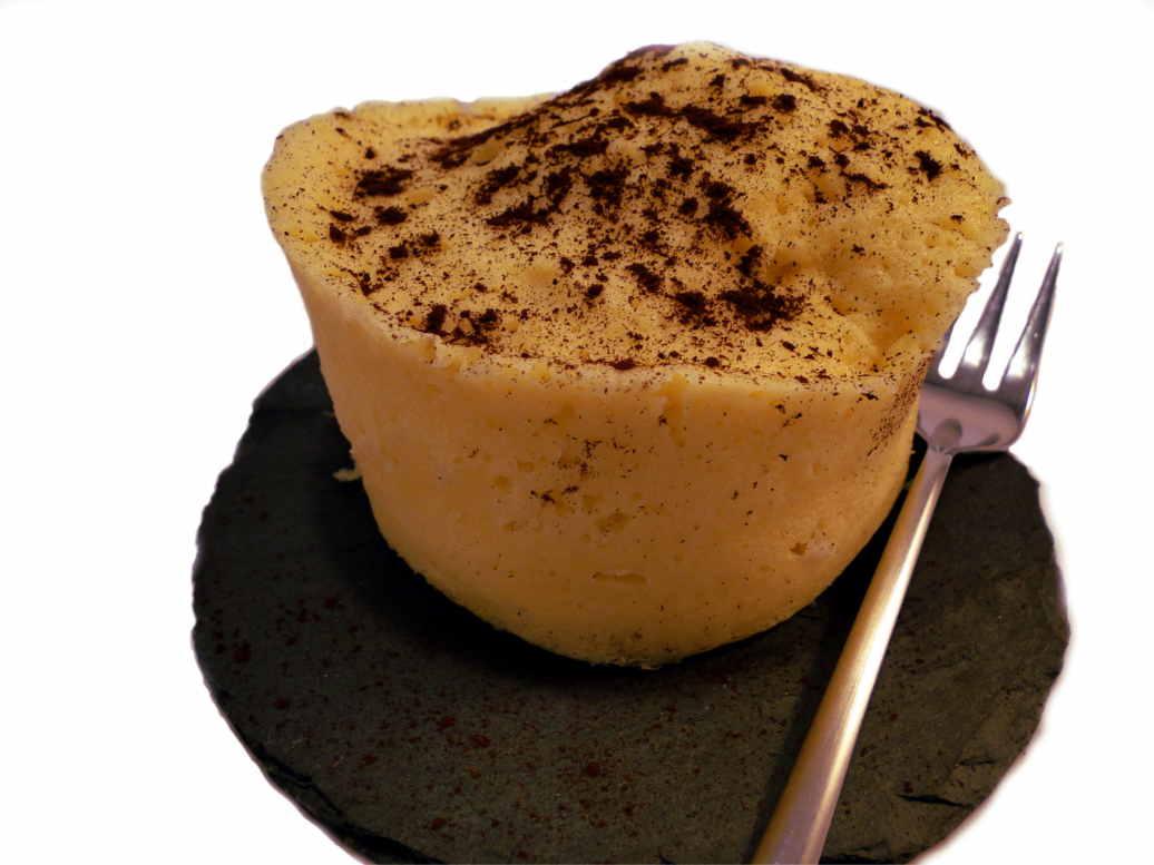 Mug Cake Grundrezept