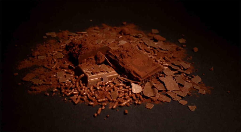 Schokolade Beilagen