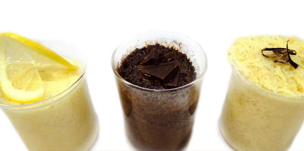 Tüpfelchen Schoko Vanille Zitrone-Limette