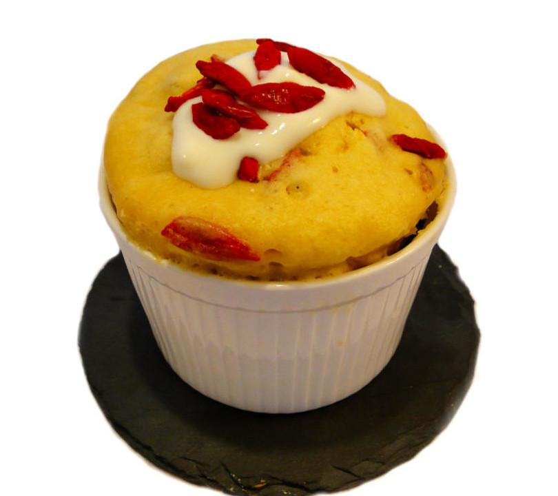 Goji Beeren Kuchen